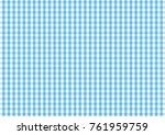 firebrick gingham light blue...   Shutterstock .eps vector #761959759