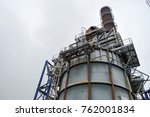 the chemical capacity and the... | Shutterstock . vector #762001834