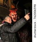 podkoren  slovenija   november... | Shutterstock . vector #762006598