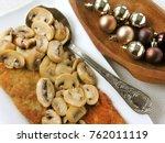 carp for christmas dinner....   Shutterstock . vector #762011119