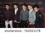los angeles  ca   october 04 ... | Shutterstock . vector #762021178
