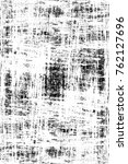 grunge black and white pattern. ... | Shutterstock . vector #762127696