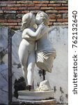 Statue Of Love And Psyche In...