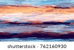watercolor style seamless hand... | Shutterstock .eps vector #762160930