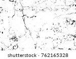 grunge black and white pattern. ... | Shutterstock . vector #762165328