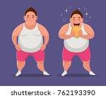 funny vector illustration. a...   Shutterstock .eps vector #762193390