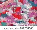 abstract color pattern.... | Shutterstock . vector #762250846
