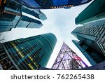 moscow  russia   january 7 ... | Shutterstock . vector #762265438