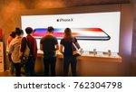 bangkok  thailand   november 25 ...   Shutterstock . vector #762304798