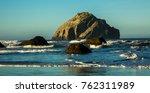 Face Rock At Bandon Beach On...