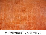 scratched old dirty wall with... | Shutterstock . vector #762374170