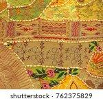 jaisalmer  rajasthan  india.... | Shutterstock . vector #762375829