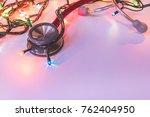 zagreb  croatia  november 23 ... | Shutterstock . vector #762404950