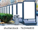 prague  czechia   november  20  ... | Shutterstock . vector #762446833