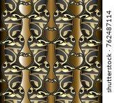 paisley seamless pattern....   Shutterstock .eps vector #762487114