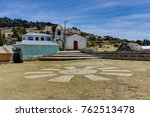 la isla del sol marketplace... | Shutterstock . vector #762513478
