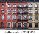 Old Manhattan Apartment...