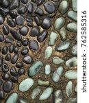 little stones on the floor | Shutterstock . vector #762585316