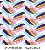 Vector  Pattern With Hand Drawn ...