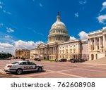 washington dc   june 6  2017 ... | Shutterstock . vector #762608908
