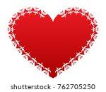 red heart valentine love logo...