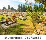 venice  italy   september 6 ... | Shutterstock . vector #762710653