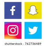 valencia  spain   october 31 ... | Shutterstock . vector #762736489
