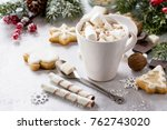A Cup Of Hot Chocolate With...