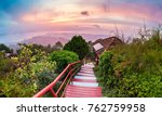 george town city view from...   Shutterstock . vector #762759958
