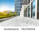 panoramic skyline and buildings ... | Shutterstock . vector #762763018
