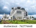 batumi  georgia   27 august... | Shutterstock . vector #762776668