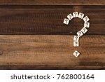 Question Mark Tiles Arranged...
