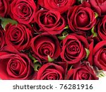 Stock photo roses background of my floral backgrounds series 76281916