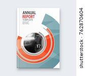 abstract flyer design...   Shutterstock .eps vector #762870604
