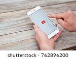 berlin  germany   november 26 ... | Shutterstock . vector #762896200