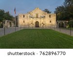 The Alamo Mission In San...