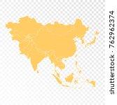 transparent   high detailed... | Shutterstock .eps vector #762962374