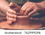 Hands Of A Potter. Potter...