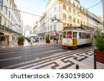 lisbon  portugal   september 28 ... | Shutterstock . vector #763019800