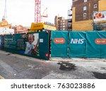 london november 2017. a view of ...   Shutterstock . vector #763023886