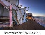 Beach House In Puerto Rico...