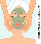 spa | Shutterstock .eps vector #76309675