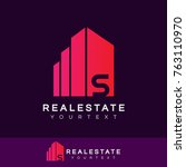 real estate initial letter s...