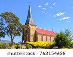 Richmond  Tasmania  Australia ...