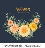 Yellow Autumn Flowers....