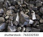 ferro manganese alloys | Shutterstock . vector #763232533