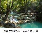 Erawan Waterfall Level 5 Scenic ...