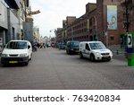 february 13 2013 amsterdam... | Shutterstock . vector #763420834