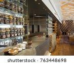 saint petersburg  russia  ... | Shutterstock . vector #763448698