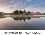 Beautiful Calm Reflections In ...